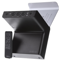 iHF 3D SW  - Bewegungsmelder AP HF IP54 160 Grad iHF 3D SW