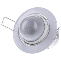 Steinel IS D 360 weiß Inbouw PIR-bewegingsmelder 360 ° Relais Wit IP20