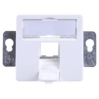 H02010A0079 - Modul-Aufnahme 1fach UP/50 aws leer f.BR H02010A0079