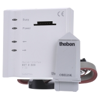 9070305 - EIB, KNX programming set for digital time switch, 9070305