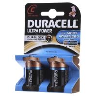 Duracell Batterij Type-C Ultra Power Mx1400 1,5volt 2stuks