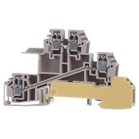 WDL 2.5/S/L/L/PE - Verteilerklemme 84,5x6,1x49mm WDL 2.5/S/L/L/PE