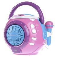 KCD1600PI pink - Portable CD player KCD1600PI pink