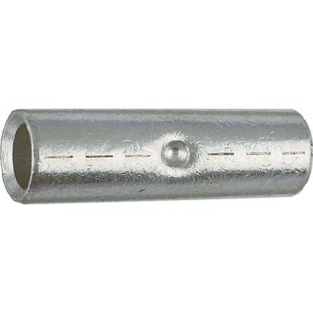 25 Stk  Stossverbinder Presskabelschuh Kabelschuh unisoliert blank 16 mm²