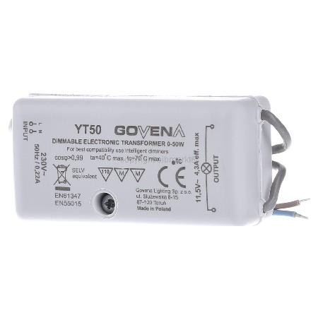 /> 12V 20-60W AC EVG für Halogen Niedervolt und LED Mini Trafo