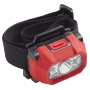 Explosion proof pocket torch 0, 1, 2 Red HL-200 EX