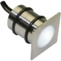 Recessed luminaire 1x0,2W LED - Special sale