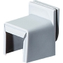 Cable entry duct slider grey EKA 20