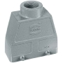 Plug case for industry connector 09 30 016 0430