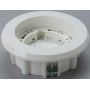 Fire alarm detector base white 143 UH