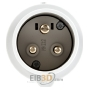 CEE plug 32A 3p 12h - Special sale - 1 pce. Available