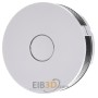 Smoke Alarm Dual Q Label pure white, 233602 - special offer