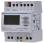 EIB, KNX energy meter 3-fold, for current transformers 50 to 6000A/5A with pulse output, TE370
