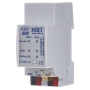 EIB/KNX Line Coupler, 2SU, extended group addresses - SCN-LK001.02