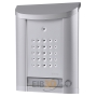 Door loudspeaker 1-button Silver 1840120