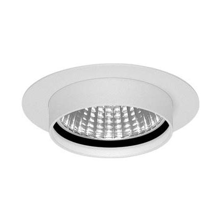 LED Leuchte 8 Watt rund Pilz Anbau weiß IP40 mit osram Treiber warmweiß Wand