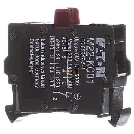 EATON MOELLER M22-KC01 CONTACT ELEMENT