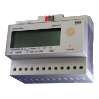 Three-phase transducer counter, M-Bus, non-calibrated, 000620-53M