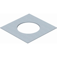Mounting cover for underfloor duct box DUG 250-3 R4 - Special sale