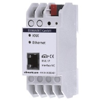 EIB KNX IP Interface PoE, with up to 5 tunneling connections