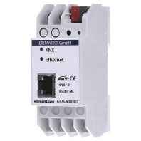 EIB KNX IP Router PoE - special sale for a short time only!