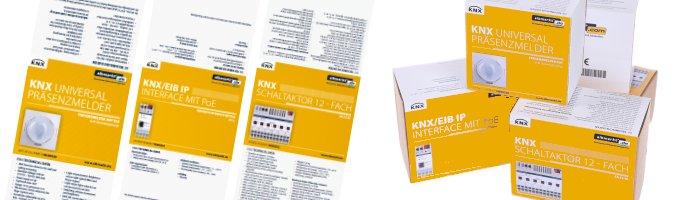 Neues Verpackungsdesign - EIBMARKT� GmbH