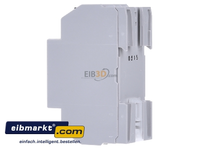 View on the right EIBMARKT N000401 EIB KNX IP Interface PoE, with up to 5 tunneling connections