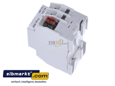 View top right EIBMARKT N000401 EIB KNX IP Interface PoE, with up to 5 tunneling connections