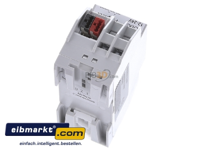 Top rear view EIBMARKT N000402 EIB KNX IP Router PoE - special sale for a short time only!