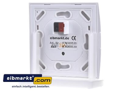 Back view EIBMARKT N000530 EIB KNX 360° Presence Detector KLR incl. bus coupling unit!