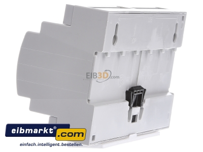 View on the right MDT AKD-0401.01 EIB/KNX Dimming Actuator 4-fold, 8SU MDRC, 250W, 230VAC -