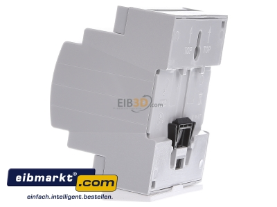 View on the right MDT AKH-0800.02 EIB/KNX Heating Actuator 8-fold, 4SU MDRC, 24-230VAC -