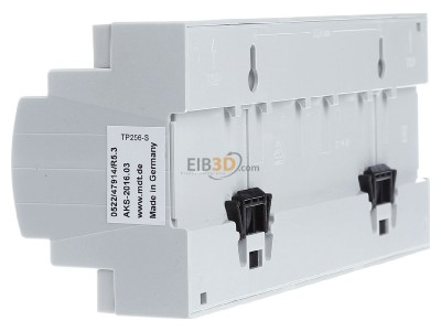 View on the right MDT AKS-2016.03 EIB/KNX Switch Actuator 20-fold, 12SU MDRC, 16A, 230VAC, C-load, 140?F -
