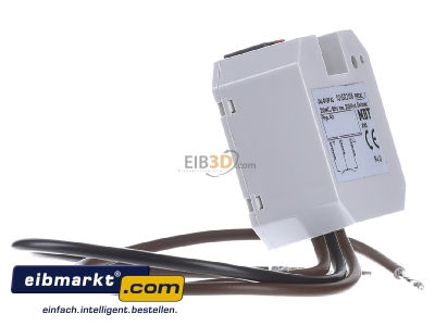 View on the left MDT JAL-01UP.02 EIB/KNX Shutter Actuator 1-fold, flush mounted, 6A, 230VAC -