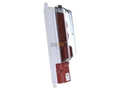 View on the left Mennekes 10896 Earth Cable Junction Box,