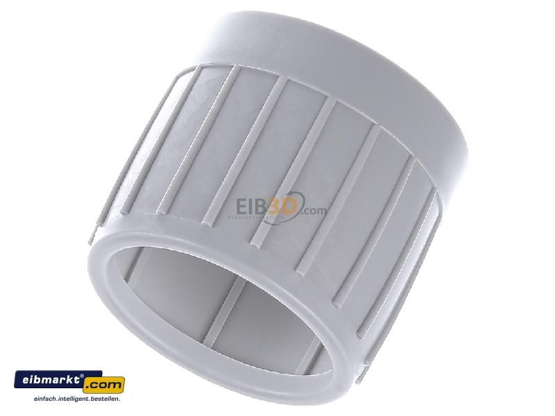 FRÄNKISCHE E-Ku-E 40 Kunststoff Endtülle E-Ku-E 40 grau