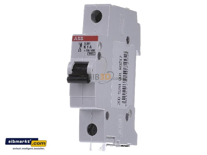 K1  Circuit Breaker New in Box ABB S201
