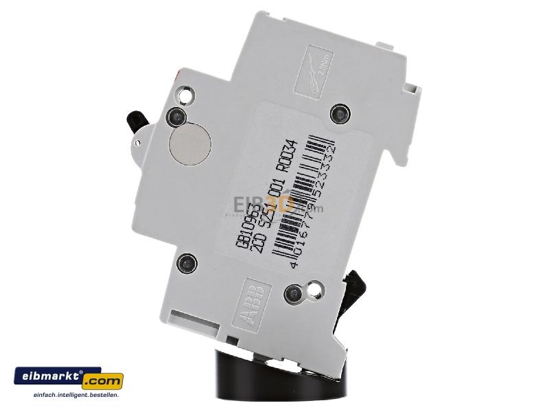 ABB mini circuit braker S201-C6 2CDS251001R0064