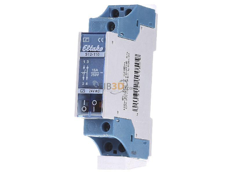 eibmarktcom Latching relay 24V AC S1211024V