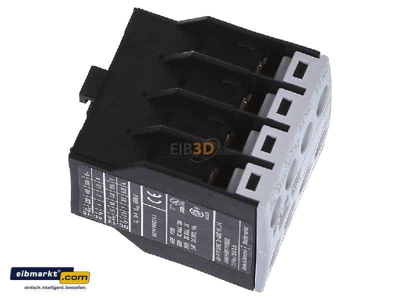 Auxiliary contact block 2 NO/2 NC DILM32-XHI22
