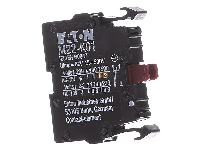 Contact Eaton Moeller M22-K01 M22K01 Nc New