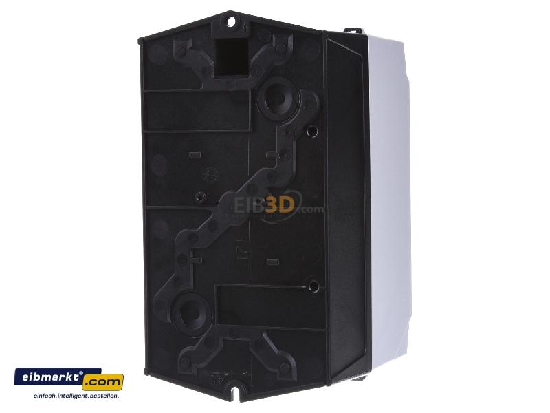 Empty enclosure for switchgear IP65 CI-K2-PKZ0-GR