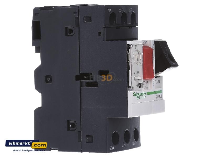 unused//OVP Telemecanique GV2ME10 4-6,3A Motorschutzschalter