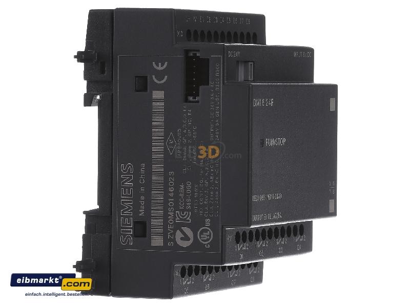 eibmarkt.com - PLC digital I/O-module 8In/8Out 6ED1055-1NB10-0BA0