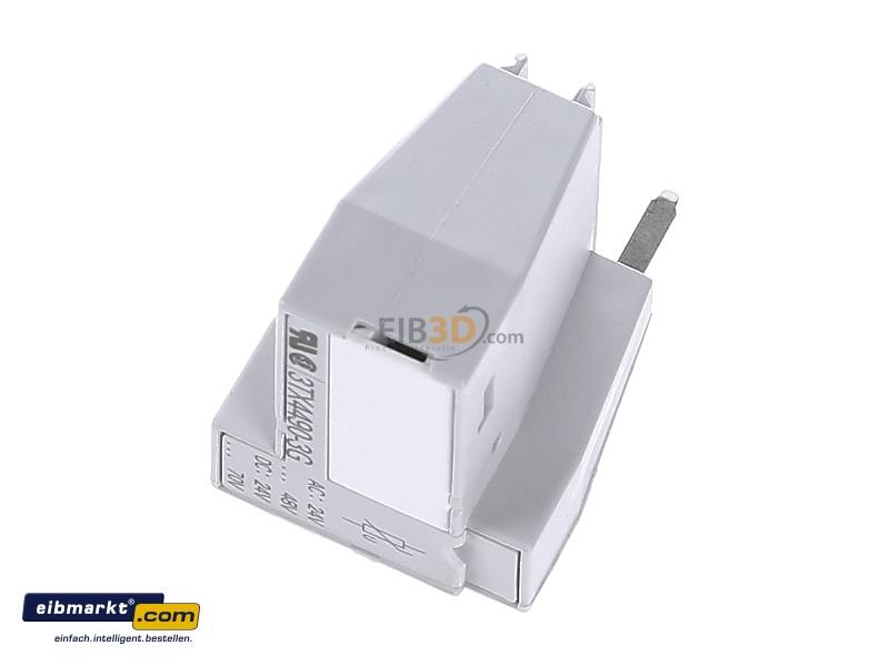 Siemens 3TX44903G SURGE SUPPRESSOR 3TX4490-3G 48VAC New