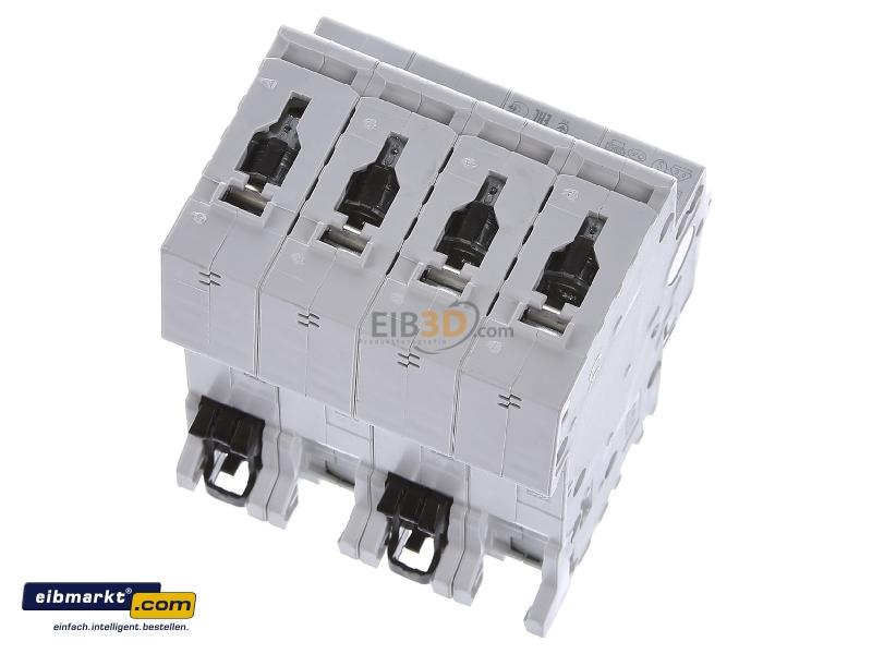 Eibmarkt Com Miniature Circuit Breaker 4 P C20a S203 C20na