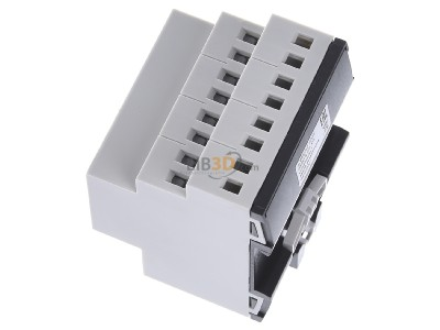 View top right Jung 2304.16 REGCHM EIB, KNX switching actuator 4-ch,