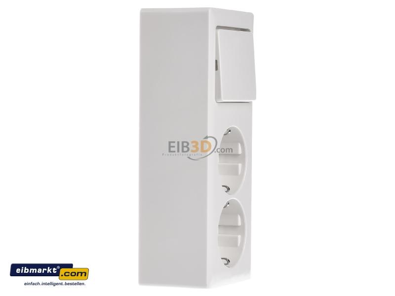 Eibmarkt Com  Wall Socket Outlet H 6696  2