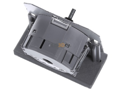 Top rear view Gira 030700 Dimmer flush mounted 20...520VA 30700
