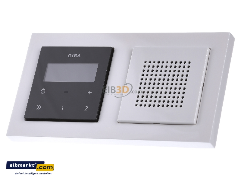 Gira Radio Weiß eibmarkt com radio receiver for switching device 049572 special